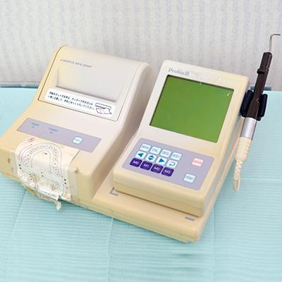 歯周検査器プロービーIII